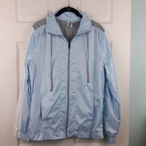 Z by Zella Athletic Jacket Windbreaker Sz. M